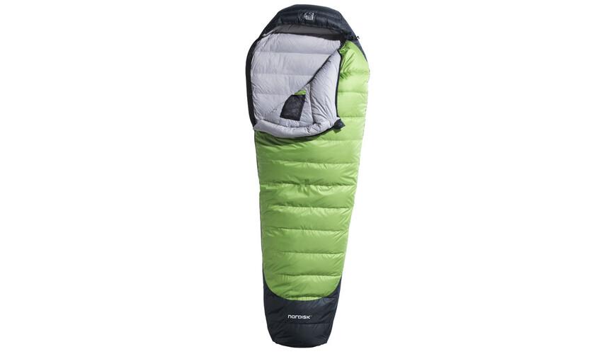 Nordisk Celsius -3° - Sacos de dormir - L verde/negro